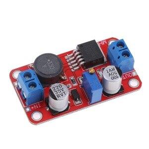 Image 5 - XL6019 automatyczne step up prądu stałego Dc regulowany konwerter moduł zasilania 20W 5 32V do 1.3 35V