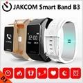 Jakcom b3 banda inteligente novo produto de pulseiras como freqüência cardíaca e pressão arterial relógio pulsometer dfit