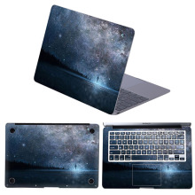 Painted Laptop Skin Stickers for Apple Macbook Air Retina 13 15 inch Computer Sticker Cover for Macbook Pro 13 15 2018