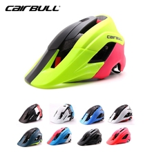 CAIRBULL Racing MTB XC Helmet Super Lightweight All Mountain Bike Bicycle Helmet Trail Riding Helmet M/L 345g
