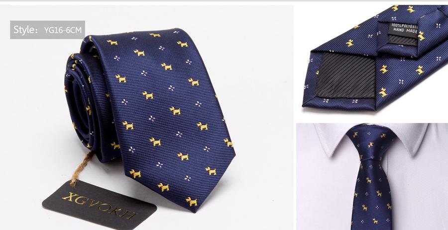 Men ties necktie Men's vestidos business wedding tie Male Dress legame gift gravata England Stripes JACQUARD WOVEN 6cm 19