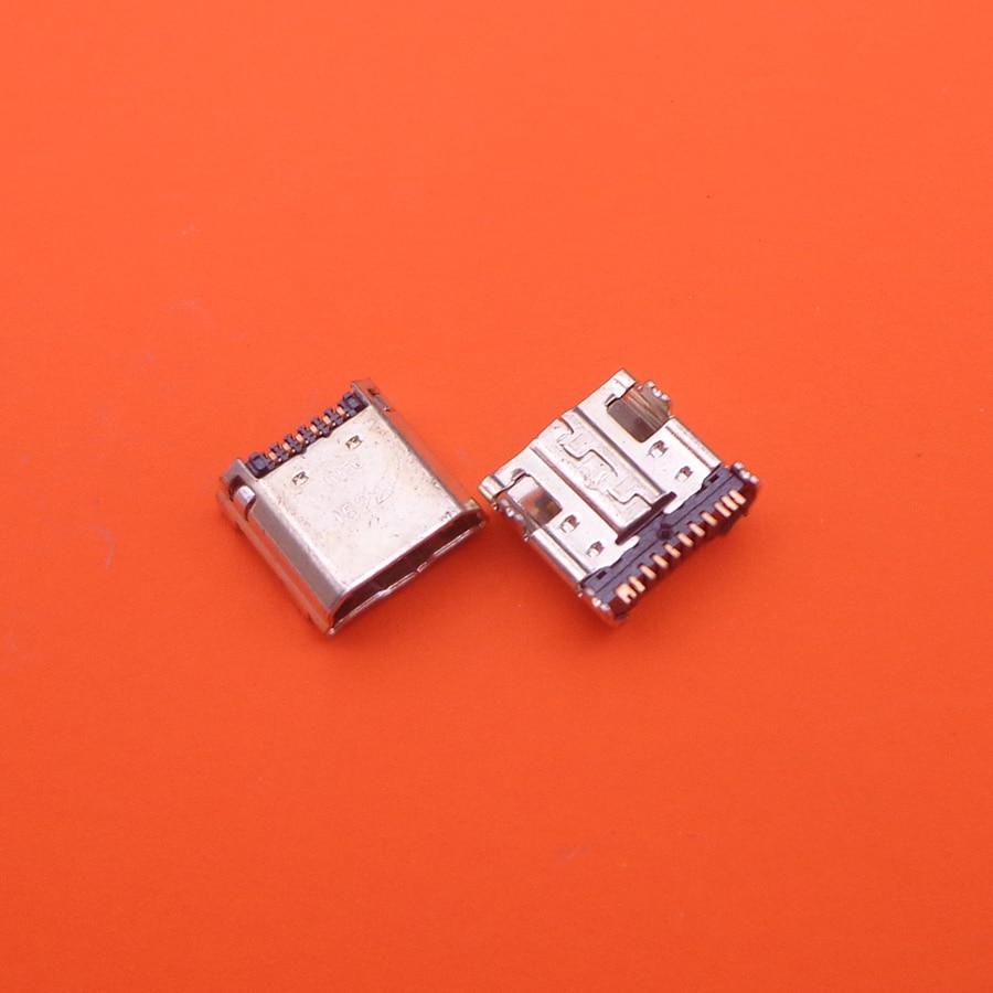 imágenes para 50 unids/lote oem nuevo Micro USB puerto de carga conector para samsung Tab 3 7.0 pulgadas SM-T210R I9200 I9205, P5200, P5210, T210, T211 T311