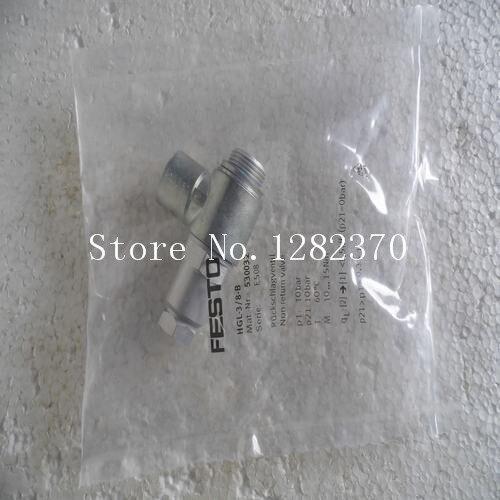 все цены на  [SA] New original authentic special sales FESTO throttle HGL-3/8-B stock 530 032 --2pcs/lot  онлайн