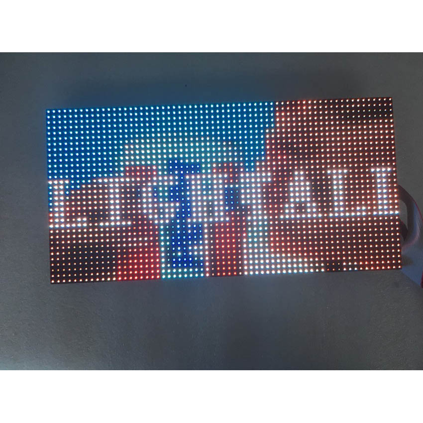 High Quality OutdoorP4 256x128mm 64x32dots RGB LED Module Video Wall P3 P4 P5 P6 P8 P10 For Full Color Led Display Screen