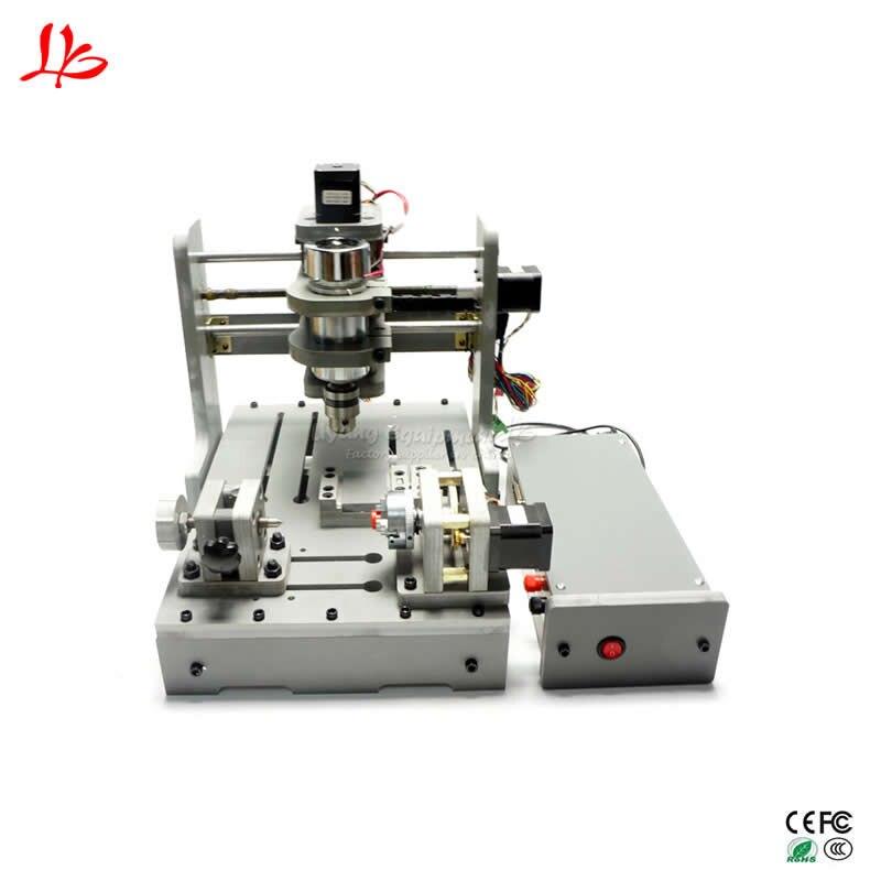 2030 machine de gravure bricolage CNC mini routeur tour à bois port USB