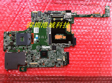 Free shipping For hp compaq cq40 578600-001 laptop Motherboard for intel cpu with 4 video chips non-integrated graphics card