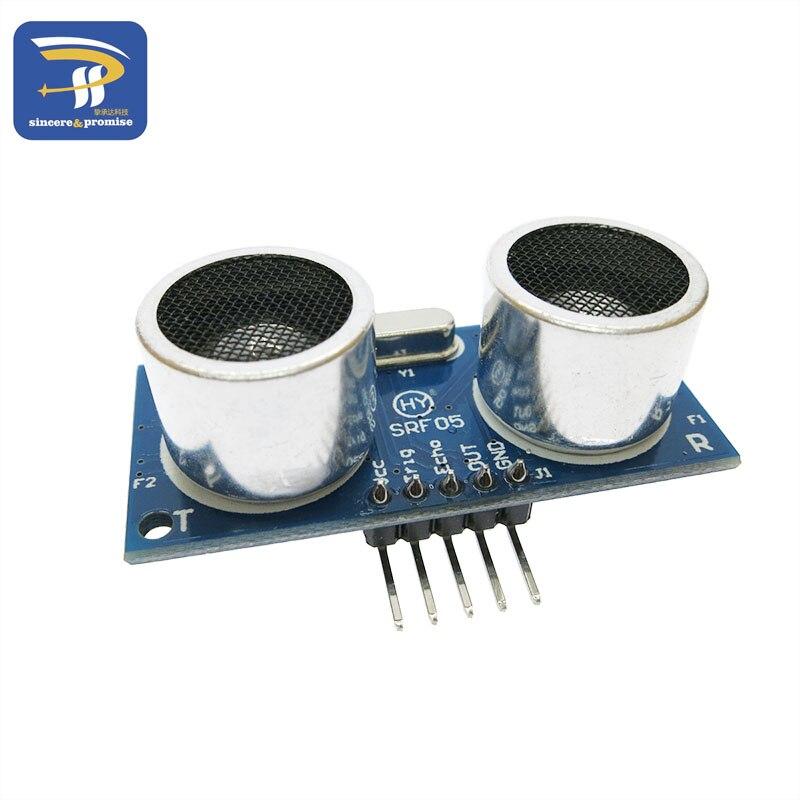 5pin Ультразвуковой Модуль расстояния для HC-SR05, датчик для UNO R3 MEGA2560 DUE