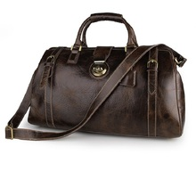 JMD 2016 New Arrival 100%  Men's Cow Leather Messenger Shoulder Bag Handbags Travel Bags 7281