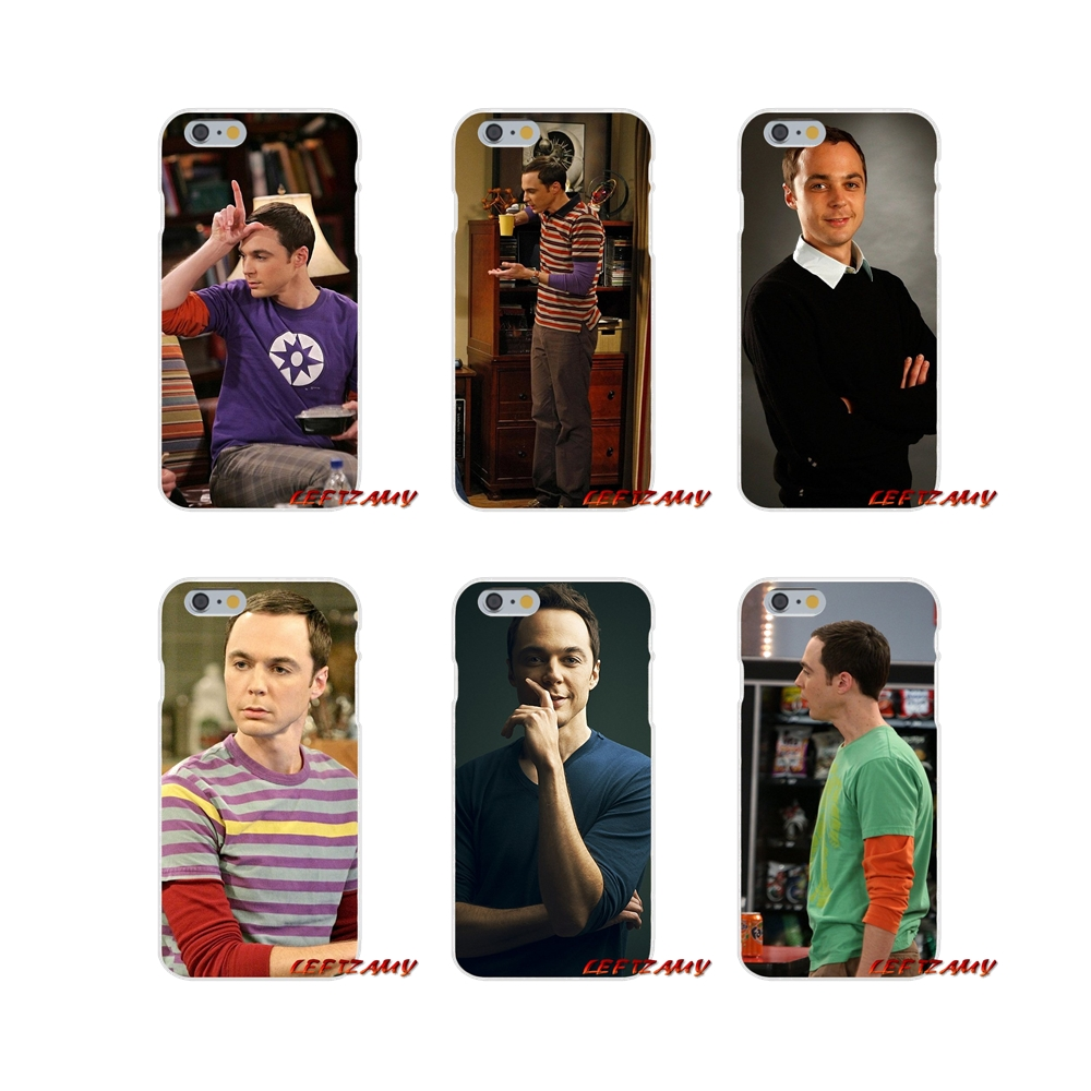 Cell Phone Skin Case For Huawei P Smart Mate Y6 Pro P8 P9 P10 Nova P20 Lite Pro Mini 2017 The Big Bang Theory Sheldon Lee Cooper