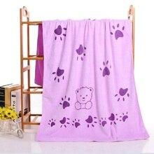 Новое поступление 70*140 см супер Микро волокно банное полотенце s мягкое Впитывающее купальное полотенце дорожное одеяло; Банное полотенце для взрослых домашнее полотенце