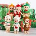 6 pçs/set série sonny anjo Cupido anjo Boneca de Natal Decoração com caixa de varejo 5 estilos diferentes