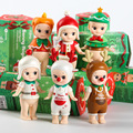 6pcs/set Christmas series sonny angel Cupid angel  Doll  Decoration with retail box 5 different styles