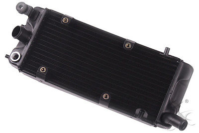 Radiator Cooler Cooling For Honda Shadow VT600 VLX 600 1991 1992 1993 1994 95 96 STEED 400 600 1990-1996 for honda steed 400 600 vt600 shadow 400 750 magna 250 750 motorcycle front brake clutch left 1 25mm chrome