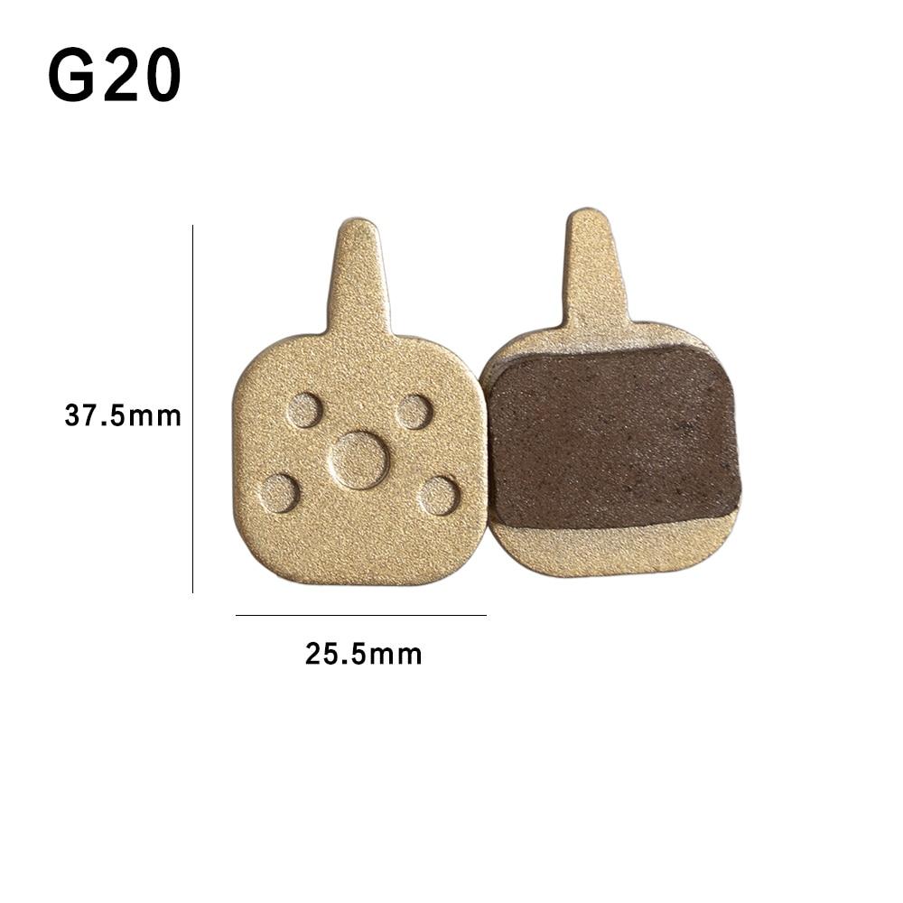 Full metal Keto Ceramics material 1pair BB5 M446 MTB bicycle bike cycling disc brake pads full metallic pad strong adsorption