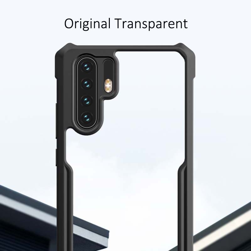 For Huawei P30 P30 Pro Phone Case, Xundd Luxury Transparent Airbags Shockproof case Slim back cover for Huawei P20 P20 Pro case