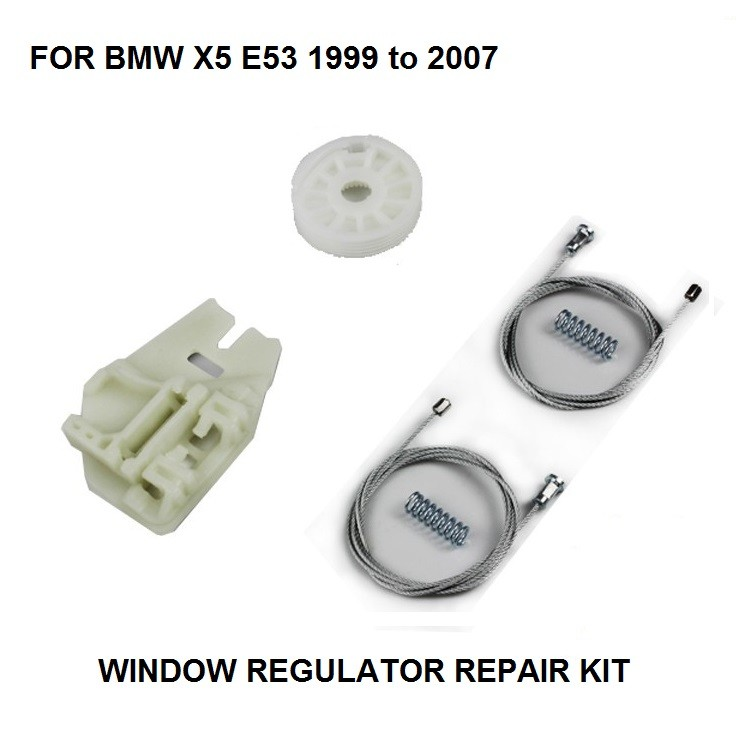 99-07 OE#51357125059 FOR BMW X5 E53 ELECTRIC WINDOW REGULATOR REPAIR KIT REAR-RIGHT NEW