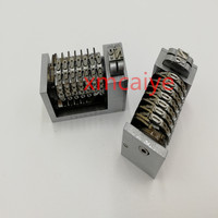 10 pieces High quality Numbering Machine 7 Digit 4*8 for Letterpress