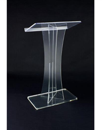 Acrylic Podium Pulpit Lectern for Church Acrylic Lectern Stand
