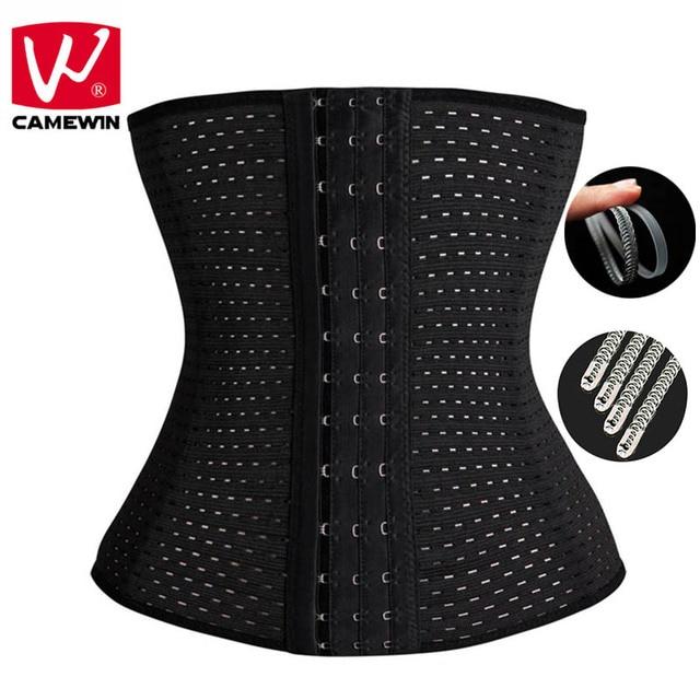 CAMEWIN Hot Shapers Waist Trainer Corset Slimming Belt Shaper Body Shaper Simming Modeling Strap Belt Slimming Corset
