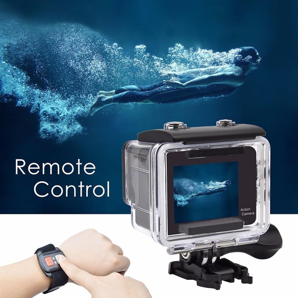Sport & Action-videokameras Sport & Action-videokamera Heißer Verkauf T350 Ultra Fhd 4 Karat Action Kamera Wifi 1080 P 60fps 2,0 Lcd 170d Volle Hd 30 Mt Waterproofvideo Aktion Dv Sport Kamera