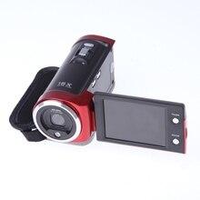 2.7 дюймов видеокамера Камера S TFT ЖК-дисплей HD 720 P 16MP CMOS Автоматическая цифровая видеокамера Камера DV DVR Великобритания Plug camescope