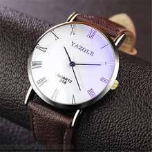 Quartz-Watch Watchband YAZOLE Clock Business Casual Luxury Relogio Montre Homme Stylish