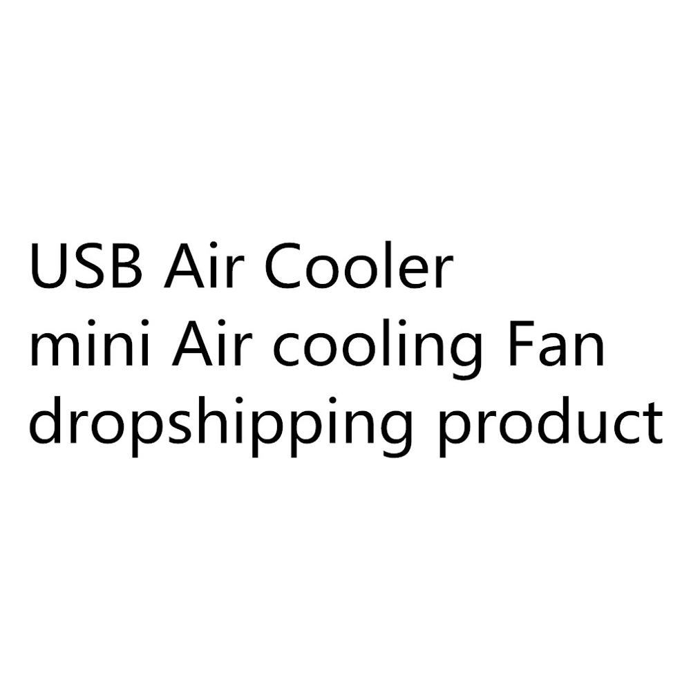 Portable Mini USB Air Conditioner Multifunction Cooling Fan with 7 Colors LED Lights Air Humidifier Purifier for Home Office in Air Conditioners from Home Appliances