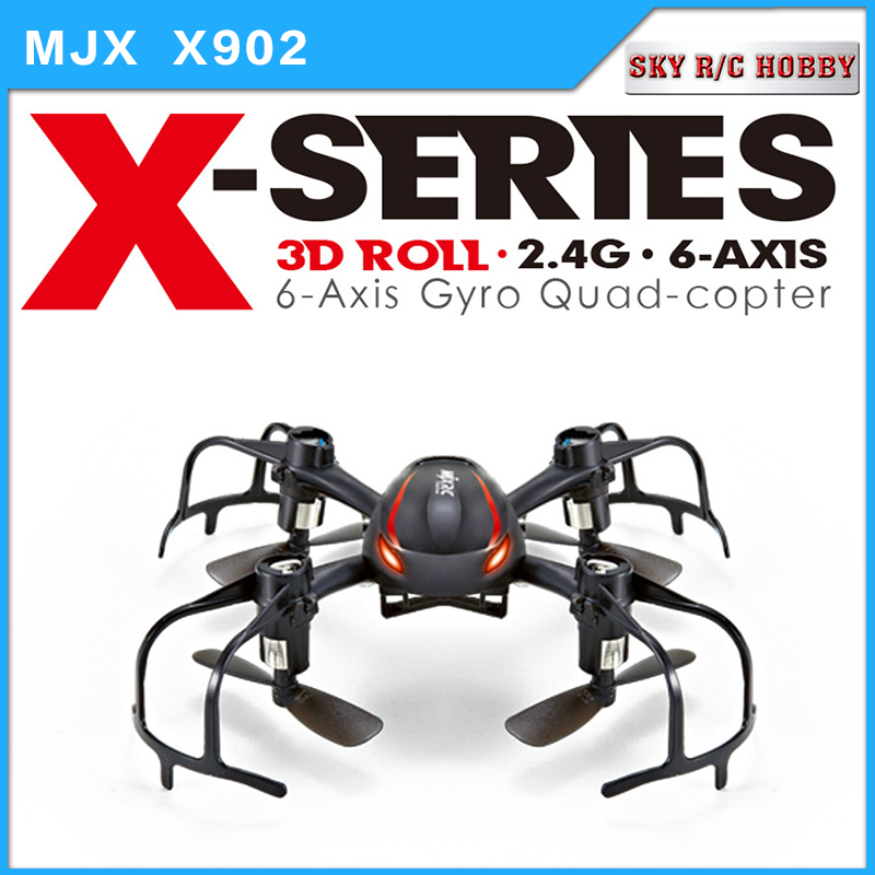 MJX X902 (X901 X900) Reciente Mejorada Mini RC Quadcopter Drone el helicóptero m