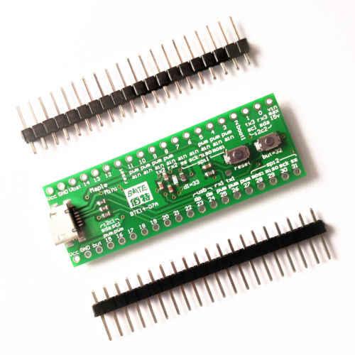 STM32F103RCBT6 ARM Cortex-M3 leaflabs кленовый лист мини модуль для arduino STM32