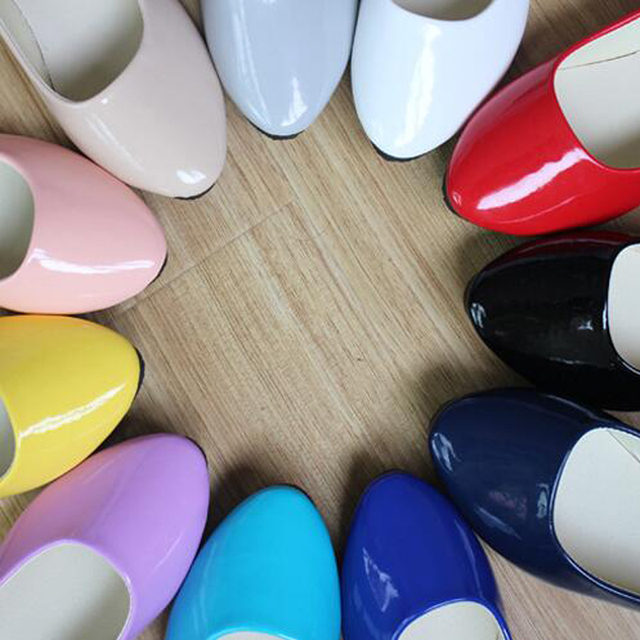 Candy Colors Women's Flats 2016 New Arrival 30 Colors Shoes Women Summer Spring Casual Sport Work Plus Size Females Shoes