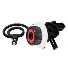 CS-F0 непрерывного фокуса с зубчатым кольцом для(D) зеркальных камер Nikon Canon sony DV/видеокамеры/пленки/видеокамеры подходит размер объектива от