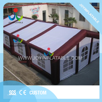 12x6.3x5M large Inflatable Outdoor Event Pavilion Tents For Wedding Party
