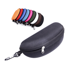 11 Colors Sunglasses Reading Glasses Carry Bag Hard Zipper Box Travel