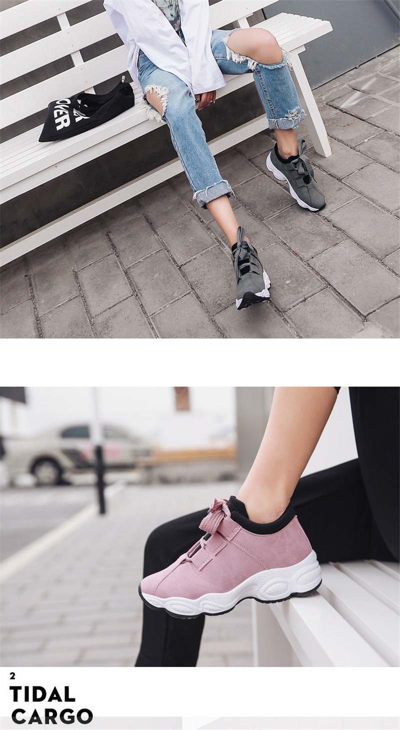 New High Quality Breathable Running Shoes for Women