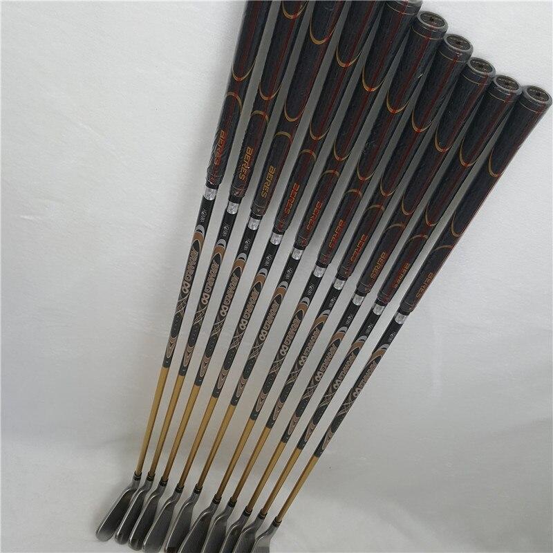 Golf Clubs ensemble complet Honma Bere S-05 4 étoiles golf club ensembles pilote + Fairway + fer de Golf + putter (14 pièces) pas de sac de Golf - 6