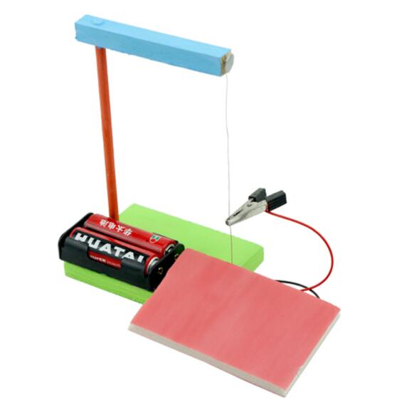 Heating Wire Cutting Machine DIY Toy Model Accessories For Making Invention Science Experiment Toy Science Model Course Material