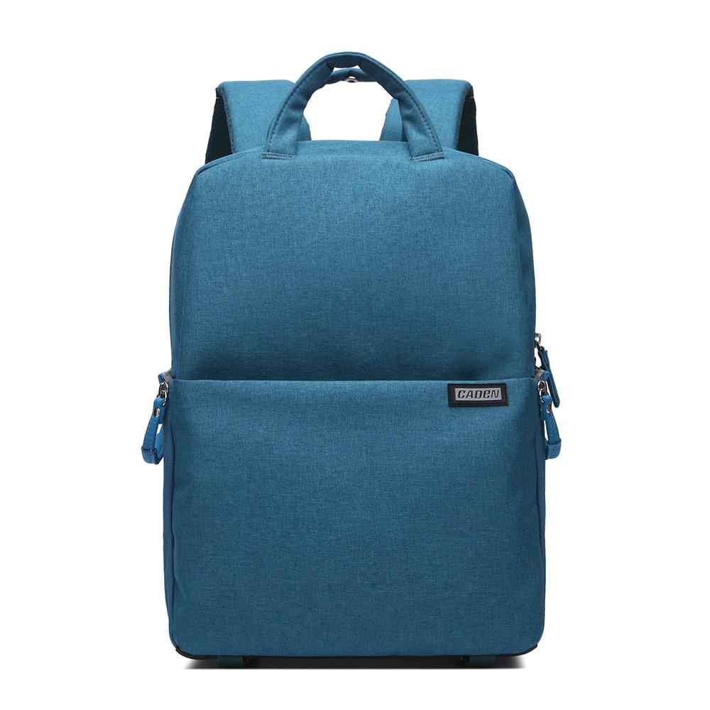 ФОТО CADEN L5 Digital DSLR camera bag photo lens case Photographer waterproof national geographic man women double shoulder backpack