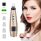 Electric Blackhead Vacuum Acne Cleaner Acne Pimple Remover Pore Cleaning Strong Suction Beauty Machine Facial Skin Care Tools