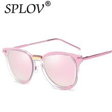 2017 new moda de alta calidad gafas de sol polarizadas las mujeres diseñador de la marca de lentes de gradiente de conducción gafas de sol retro gafas de sol