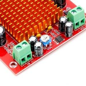 Image 5 - XH M544 DC 12V 24V 150W TPA3116DA TPA3116 D2 Mono Kanal Digital Power Audio Verstärker Amp Board Mit vorverstärker NE5532