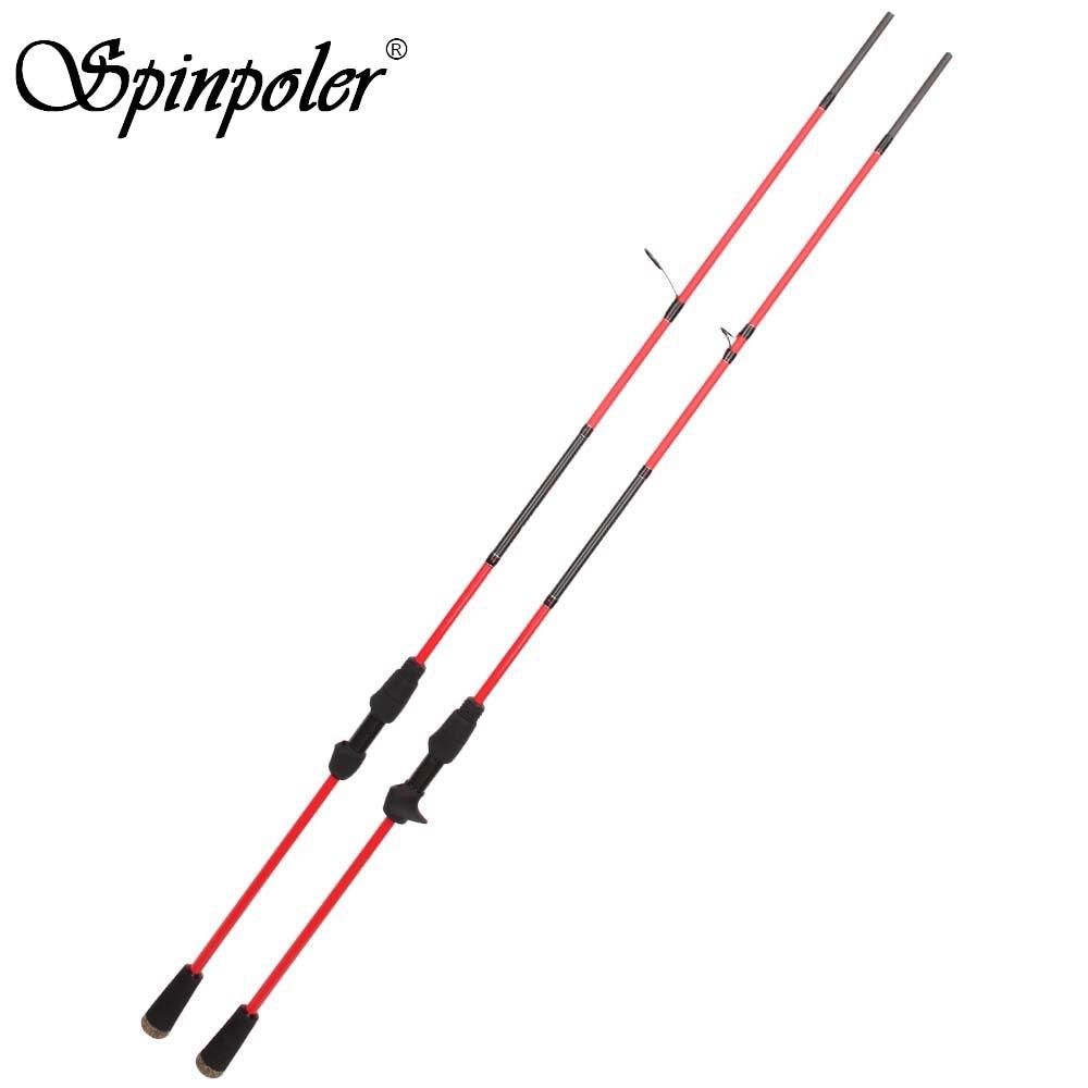 2019 Hot Style 1 98m Solid Tip Fishing Rod Super Soft Ultralight Pole 30T Carbon Fiber