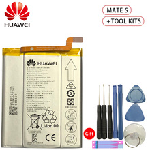 Hua Wei Original Phone Battery HB436178EBW For Huawei Mate S CRR-CL00 UL00 2700mAh Replacement Batteries Free Tools