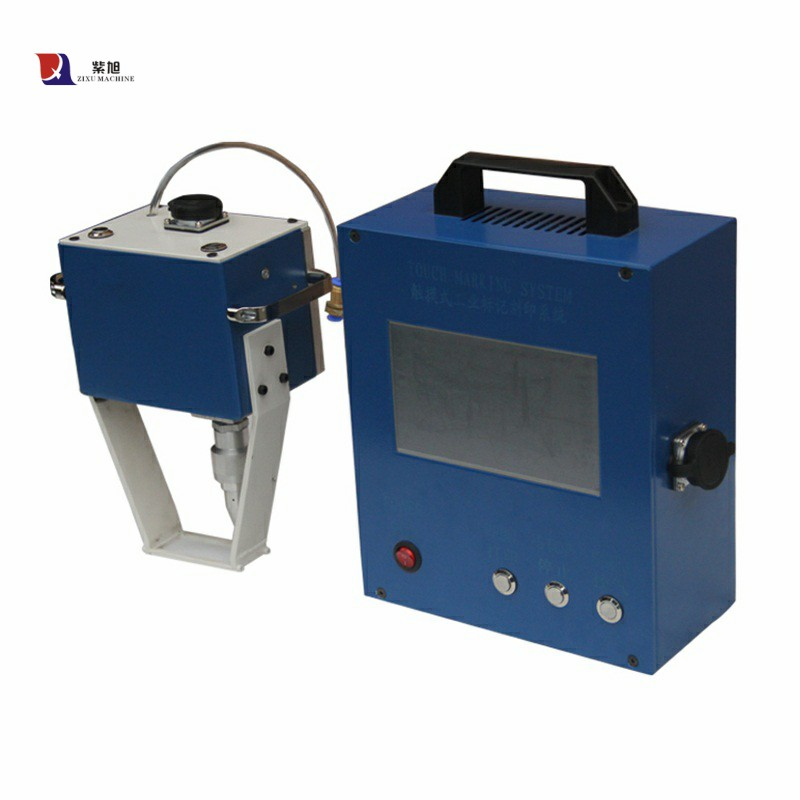 Fast Speed Small  Customized Portable Vin Number Printing Machine