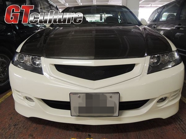 FOR 06-08 TSX  CL7 CL9 FRONT GRILL MESH GRILLE