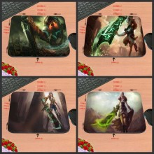 Mairuige LOL Riven New Arrival High Quality Cool Luxury Print Custom Rectangle Gaming Non-Slip Rubber Mouse Pad As Gift