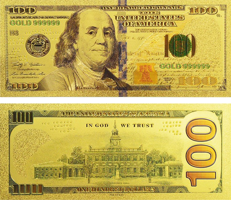 New American Money – Currency Exchange Rates