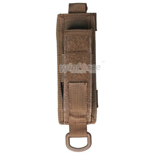 WINFORCE Tactical Gear/WU-10 Duty Baton Holder /100% CORDURA / QUALITY GUARANTEED MILITARY AND OUTDOOR UTILITY POUCH