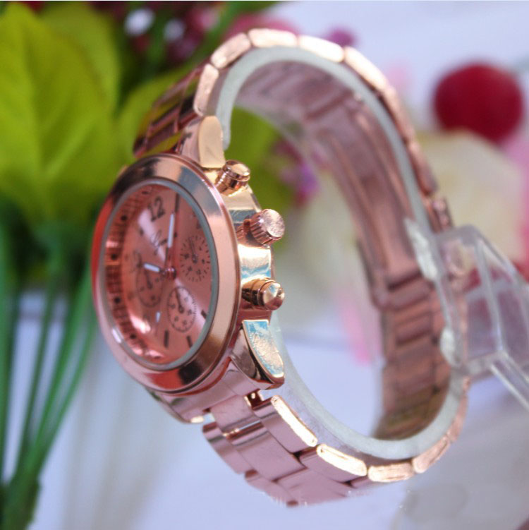 Hot ΝΕΑ Μόδα 4 χρωμάτων ρολόγια - Γυναικεία ρολόγια - Φωτογραφία 6