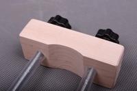 Violino viola strumenti di Liuteria, violino/viola collo installare morsetto make repair tool #326