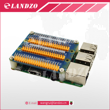 LANDZO Raspberry Pi 3 Expansion Board GPIO Raspberry PI 2 3 B B+ With Screws